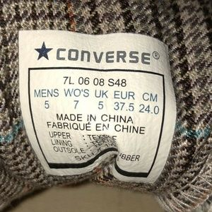 Converse Shoes - Converse Chuck Taylor All Star Vintage High Top 7